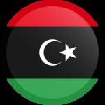 Libya_flag-button-round-250